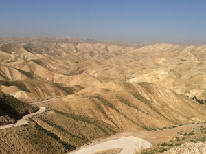 2015-01-14 UP to Jerusalem
