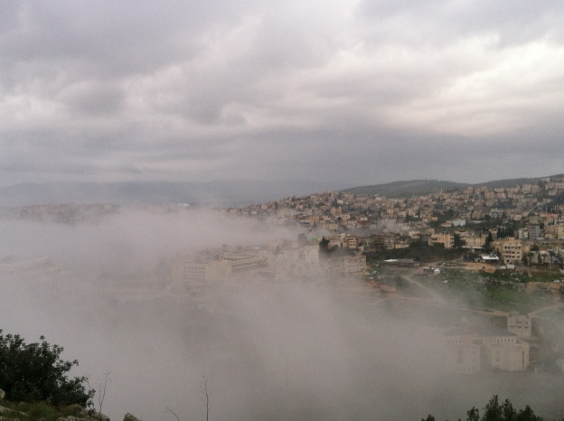clouds roll in over nazareth 2015-01-09 07.37.59